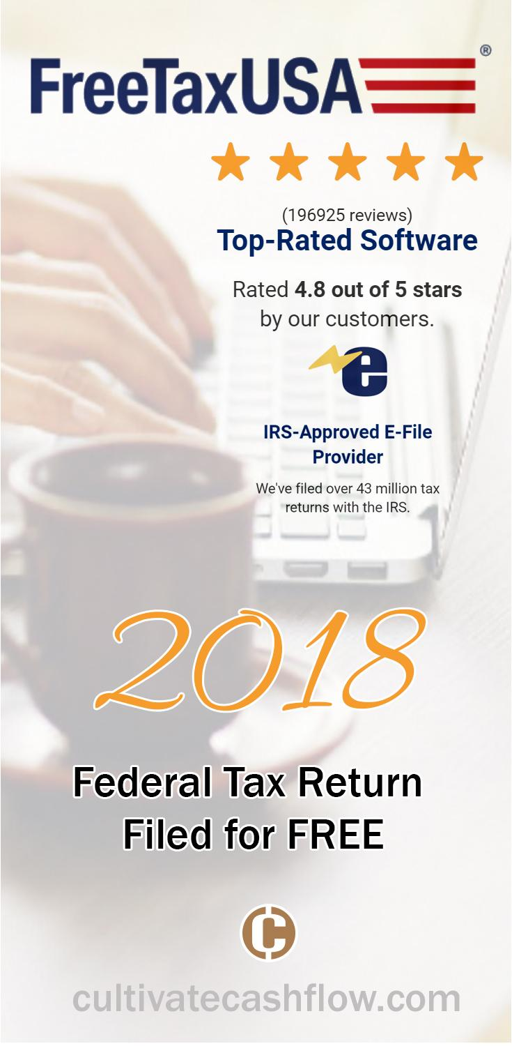 2018 taxes filed freetaxusa federal income tax pin